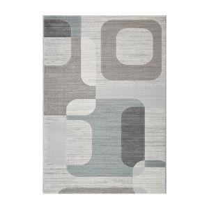 Tapis BAUHAUS motif géometrique